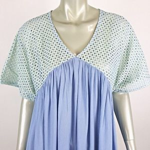 e5f286df540 Velzara Tops | New Empire Waist Flowy Boho Tunic Top 3x | Poshmark